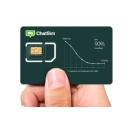 The official distribution of ChatSim World, the world�s most efficient SIM card, kicks off