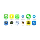 Is there still a ChatApp left to be invented? Yes! One that includes social networks