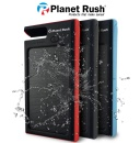 PlanetRush LLC. Solar Rechargeable Battery Charger Makes Cell Phones And Mobile Devices Truly Portable With Respect To The Environment
