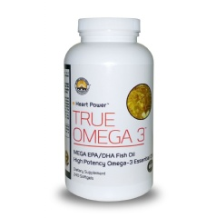 True Omega-3 240 Now on Amazon and available with 2 day shipping! Ships from Amazon.