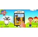 Sliding Tiles Puzzle for Kids Unveiled by 11Sheep Studios