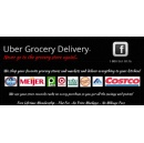 Uber Grocery Delivery� Launches in Asheville, North Carolina