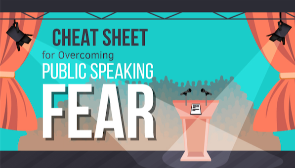 how to get over public speaking phobia