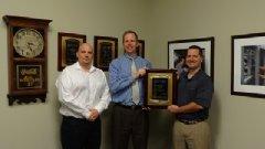 GreenWood Inc Earns Lighthouse Beam Safety Award