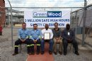 GreenWood, Inc. Celebrates 3 Million Safe Hours at West Virginia Operations