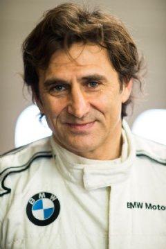 BMW Motorsport, Alessandro Zanardi (IT) BMW Works Driver.