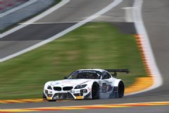 Stefano Comandini, Eugenio Amos, Stefano Colombo, Michaela Cerruti, ROAL Motorsport, BMW Z4 23-27.07.2014. 24 Hours of Spa Francorchamps - - This image is copyright free for editorial use. � Copyright: BMW AG
