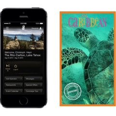 a socially-driven feature of the enhanced Mobile App includes a shareable Travel Poster. Guests can apply unique filters to their images and share across social channels or save to their camera roll.