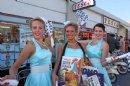 Tesco recreate 1960�s store as F&F and Euphorium make their Goodwood debuts