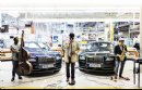 Gregory Porter Performs Surprise Gig At Rolls-Royce Manufacturing Plant