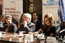 In Uruguay, UN Women Goodwill Ambassador Emma Watson urges women�s political participation