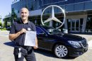 Autonomous driving through Silicon Valley: Mercedes-Benz receives licence from the US federal state of California