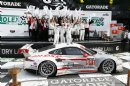 Five championship titles make Porsche the most successful manufacturer