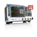 High definition oscilloscopes from Rohde & Schwarz: signal analysis with 16-bit vertical resolution