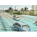 Bosch helps make changing lanes safer