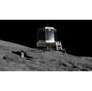 Touchdown! Rosetta�s Philae probe lands on comet