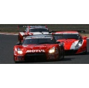 Michelin and Nissan Motul Autech claim Super GT/GT500 crown with QUINTARELLI/MATSUDA and their Nissan GT-R