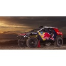 The Peugeot 2008 DKR�s definitive combat livery