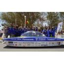 Panasonic-Backed Tokai University Team Wins Carrera Solar Atacama 2014 in Chile