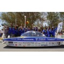 Panasonic-Backed Tokai University Team Wins Carrera Solar Atacama 2014 in Chile