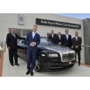 Rolls-Royce Motor Cars Chooses Queensland�S Gold Coast As Location For Third Australian Showroom