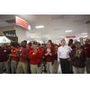 Target Shoppers Nationwide Score Doorbusters as Black Friday Gets Underway