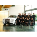 Rolls-Royce Motor Cars Seeks Record Number Of Apprentices To Join British Luxury Success Story