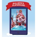 Target and Google Bring Mobile Fun to Your Target Run this Holiday Season with Bullseye�s Playground