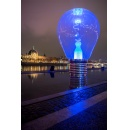 Philips and leading French artist Severine Fontaine launch 80 meters long centrepiece of Lyon�s Festival of Lights