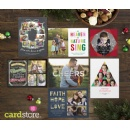 Tell Your Holiday Story with Beautiful Custom Greeting Cards from Cardstore