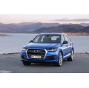 The new Audi Q7 - Sportiness, efficiency, premium comfort
