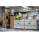 Panalpina flies UNICEF Ebola relief to Sierra Leone