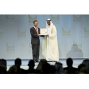 Panasonic Receives the Zayed Future Energy Prize 2015