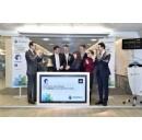 Danone opens trading on Euronext markets, celebrating successful �1.3 billion bond issue