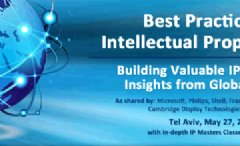 2014 Best Practices in Intellectual Property Conference, Tel Aviv
