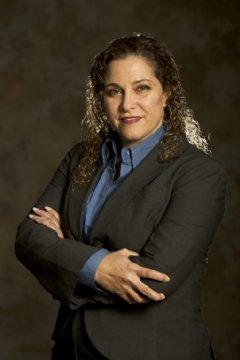 Alissa Algarin, senior project manager