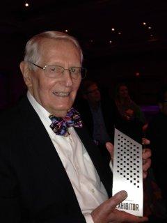 Richard K. Swandby, EXHIBITOR Magazine Legends Hall-of-Fame Honoree