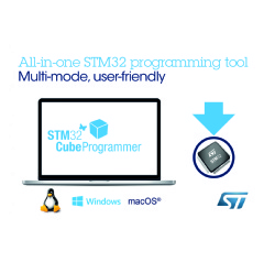 New All-in-one Software Tool from STMicroelectronics Makes STM32