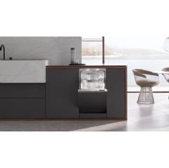 Maximum convenience in a small package – the new 45 cm dishwashers from Miele