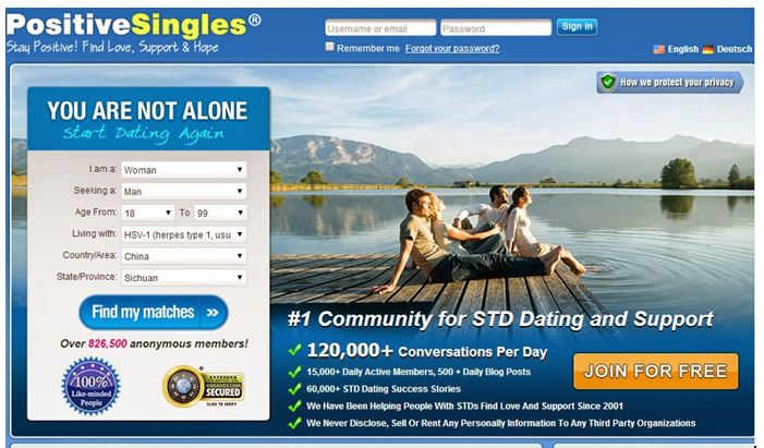 Herpes dating site california