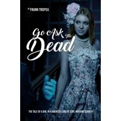 Paranormal Aficionado and Novelist Frank Tropea Flies to Frankfurt