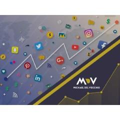 Michael del Vecchio offers social media marketing strategies for eCommerce businesses