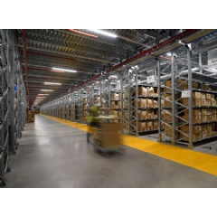Kering enhances its global logistics capabilities with a new hub in Northern Italy