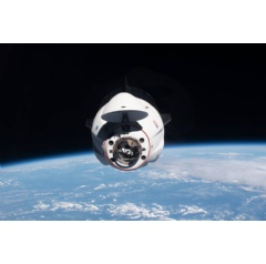 NASA TV to Air Crew Dragon Port Relocation on Space Station - WebWire