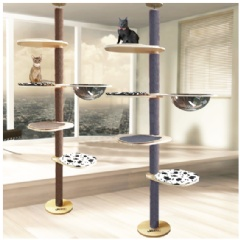 Hanasan, a Korean Professional Manufacturer of Wooden Furniture for Pets is Expanding Its Business in the Global Market