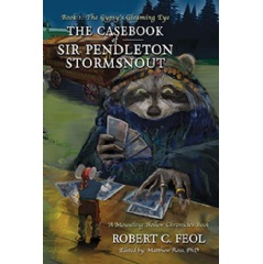 """""""The Casebook of Sir Pendleton Stormsnout: Book 1,"""" an Amazon Best-Selling Book is Free For One More Day (till 10/08/2021) - thumbnail"""